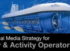 social media strategies for tour operators