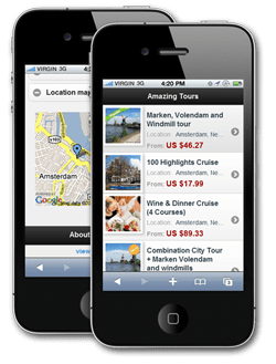 Rezgo is the best mobile booking engine for tour and activity operators