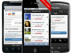 When you use Rezgo, you get a powerful mobile booking engine at no extra cost!