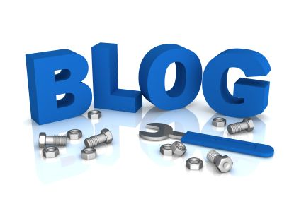 elements of a blog