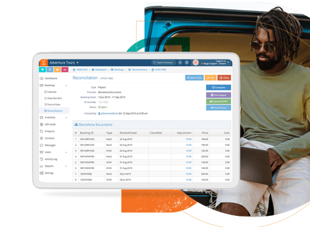 Feature Business Intelligence Screen