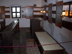 149 Visiting the Golesti museum