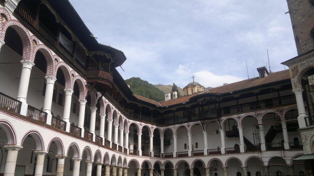 82 Rila monastery