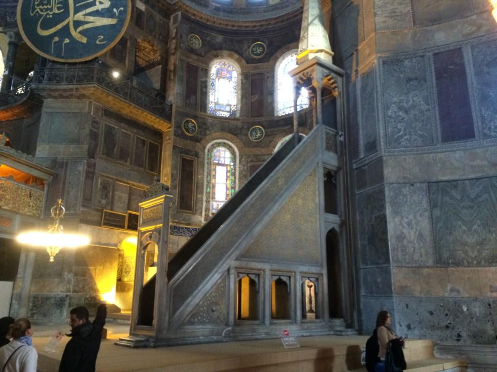 130 Hagia Sofia Museum