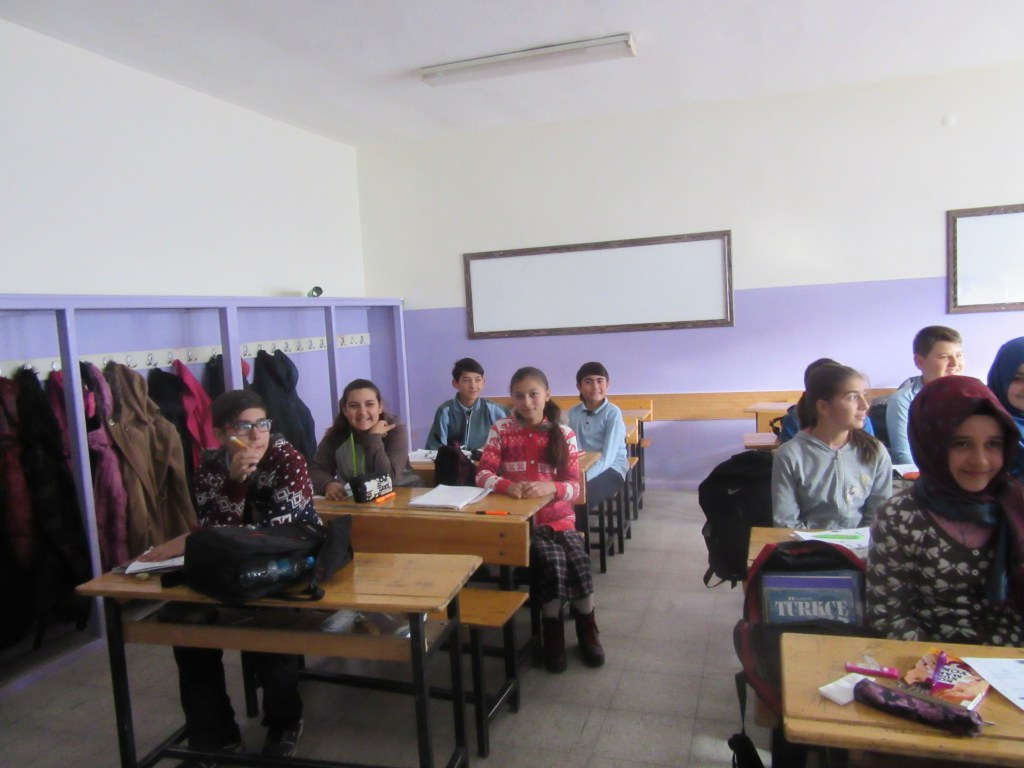 37. During the lesson