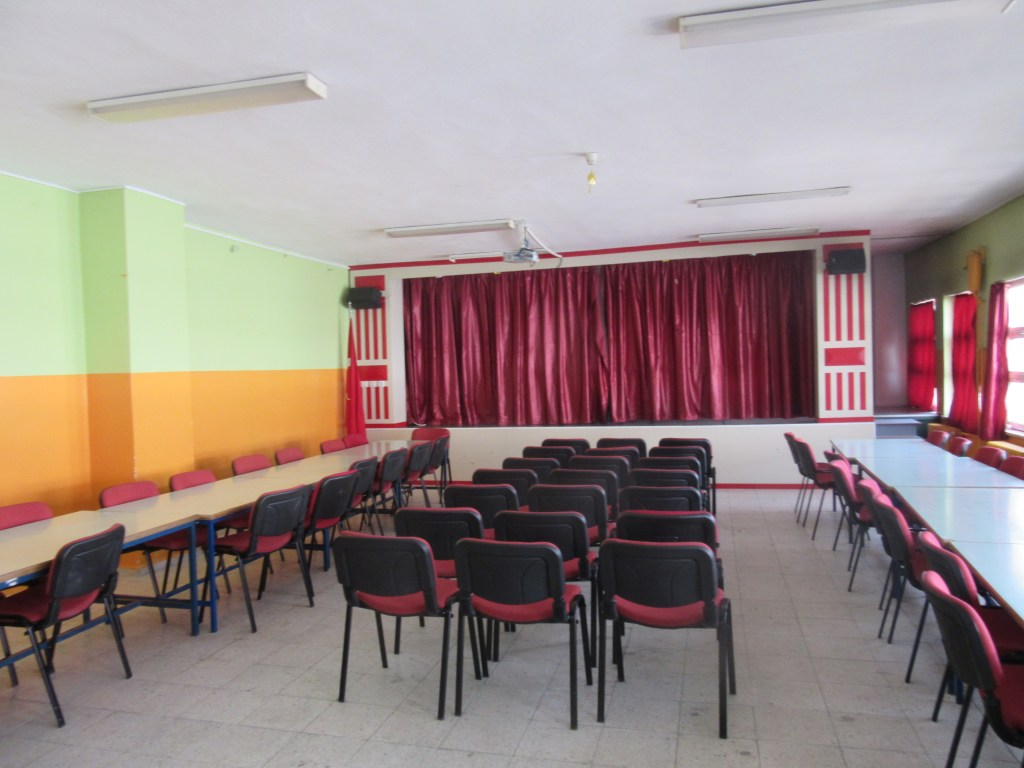 38. Concert hall and conference room