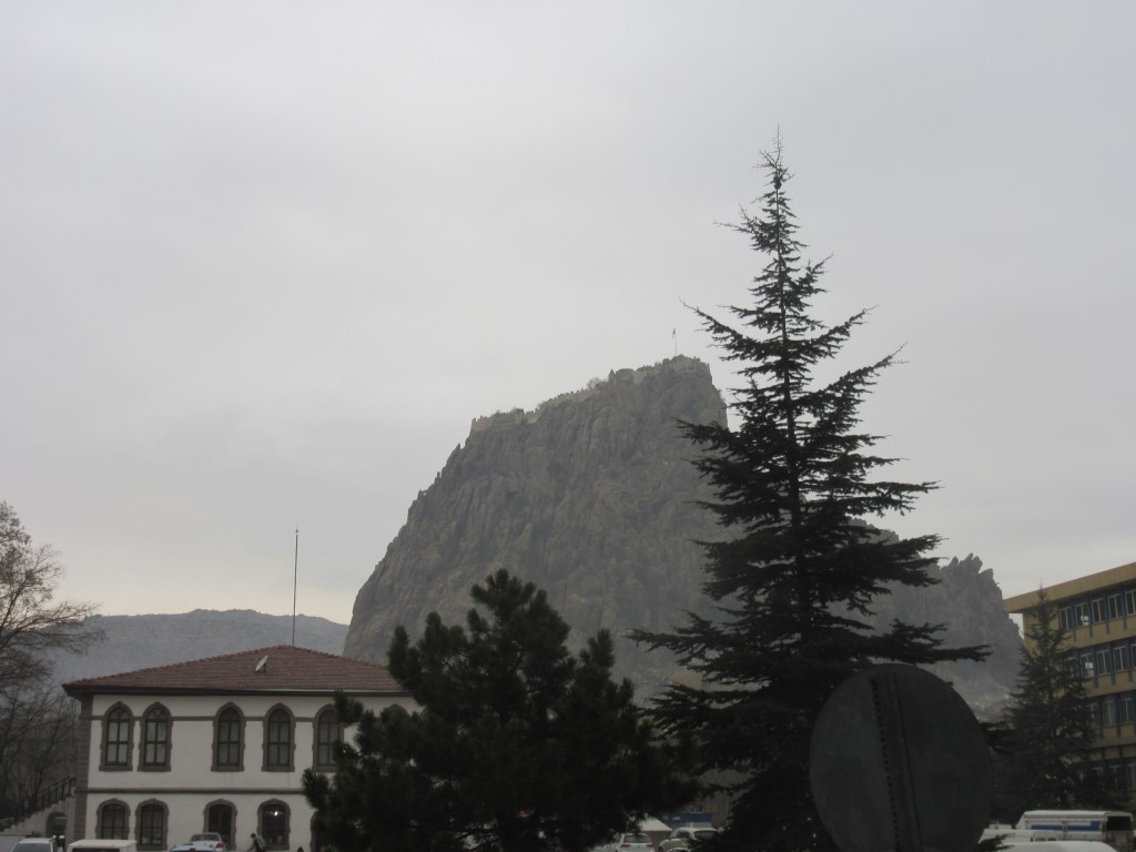 53. The mountain peak in Afyonkarahisar