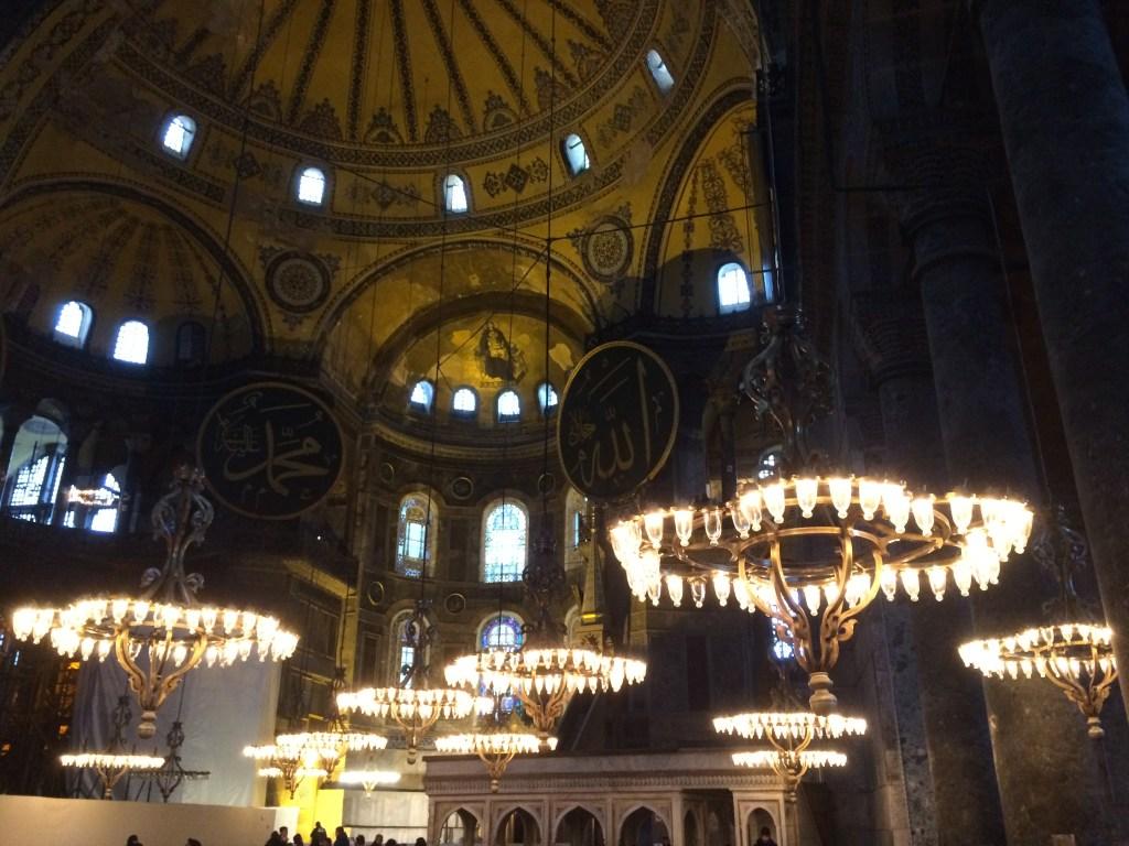 60. Hagia Sophia