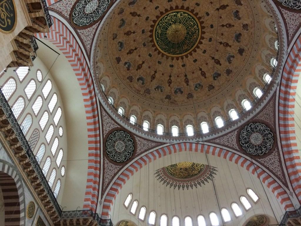 99. The Süleymaniye Mosque