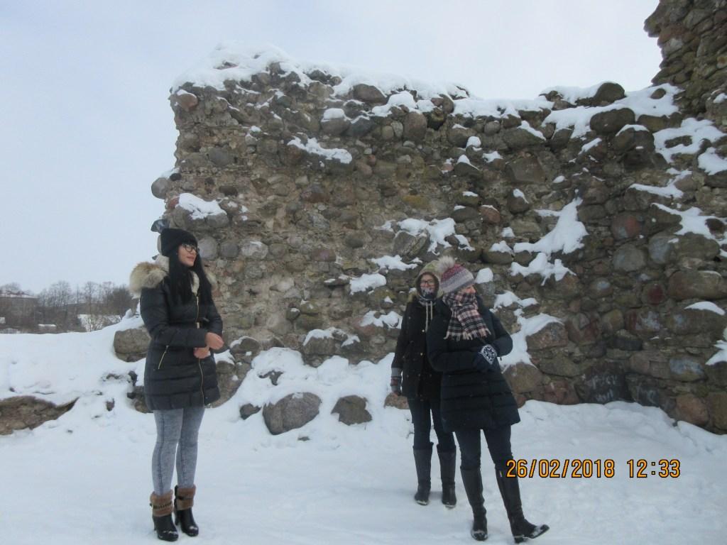 14. Excursion around Rezekne