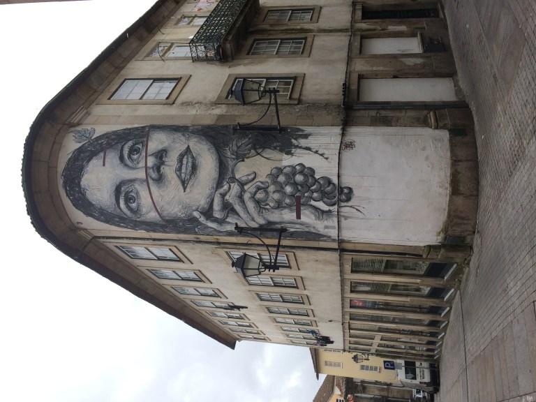 13. Street art