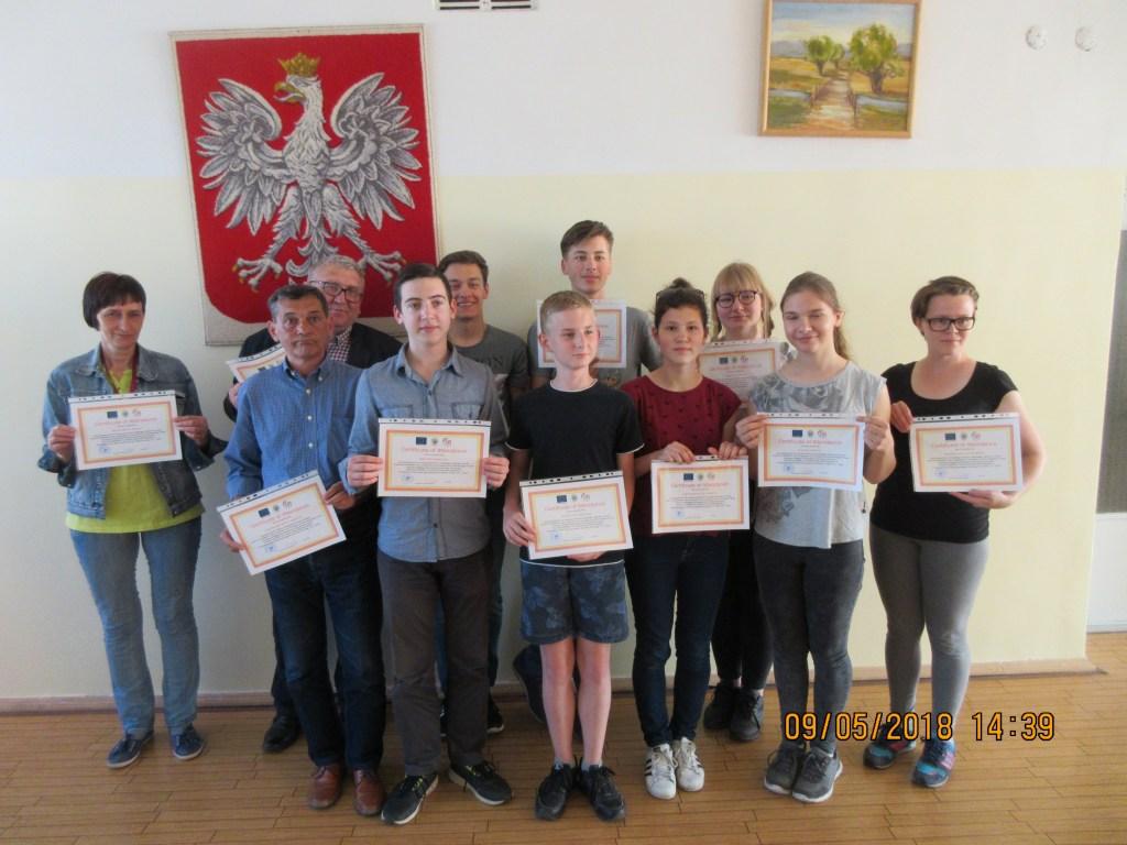 69. Polish team