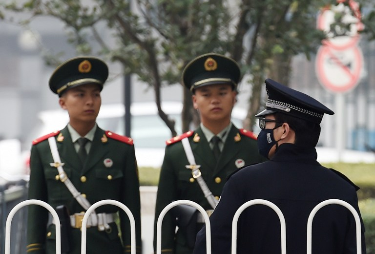 China Seeks Economic Gain From Rule Of Law Drive