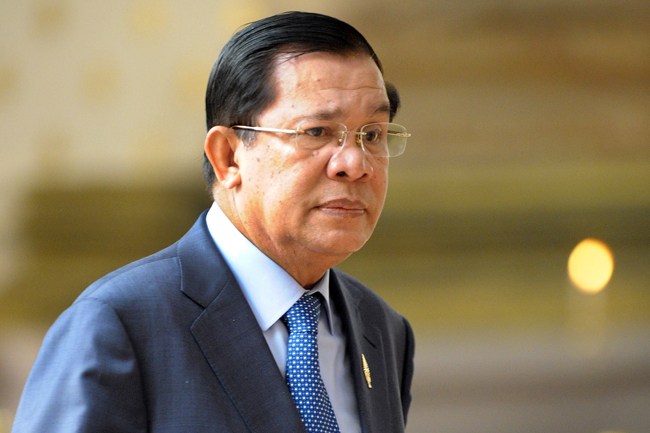 Image result for Hun Sen