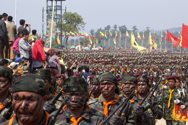 Shan State Rebels Agree To Sign Myanmar Peace Accord