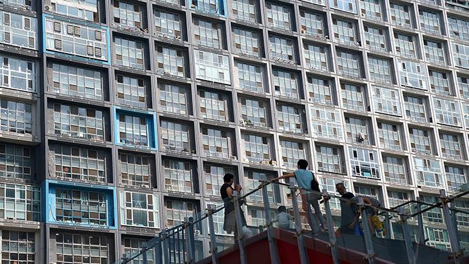 双向调控乱了套  中国房地产泡沫要破了?