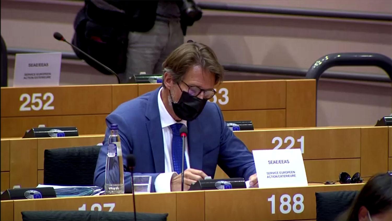 欧盟: 阿富汗问题需与塔利班和中国接触