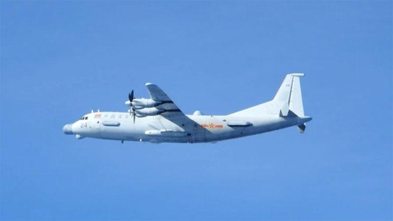 台湾国防部:中共发动电子战 已掌握全台军事动态