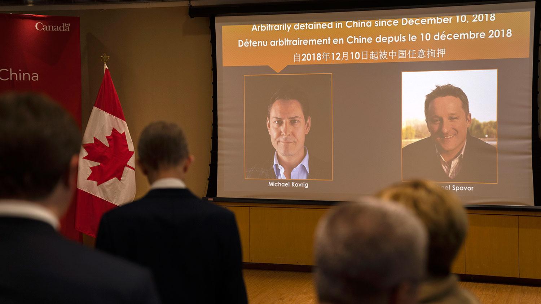 中国首度将两加人案件相连  加国专家称出于政治目的