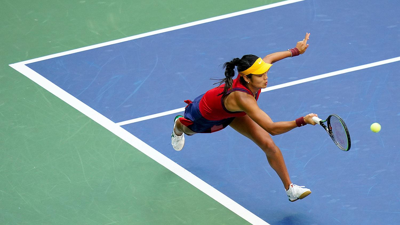华裔血统少女首夺美网冠军