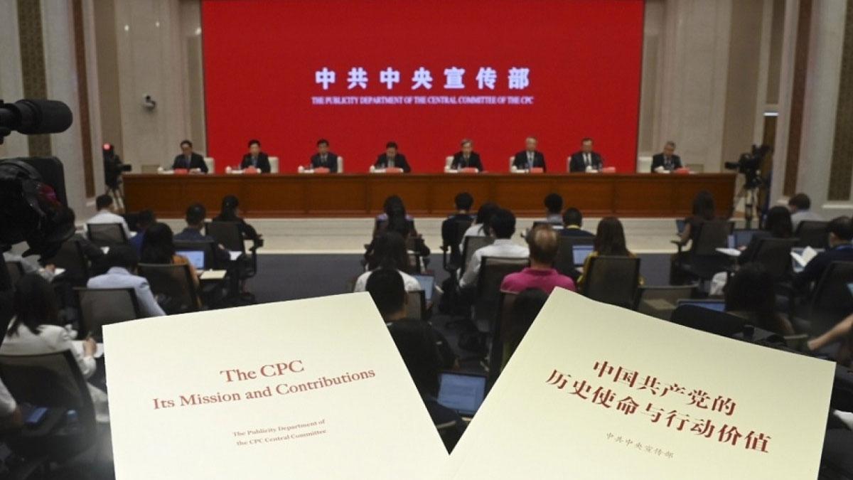 党内反腐被美化为政绩   民间追问为何中共长期腐败