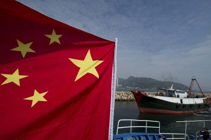 中國擁有全球最大的遠洋漁業船隊,強迫勞動引來美國出手製裁。 (法新社)
