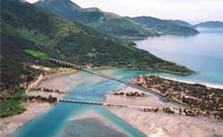 Khu du lịch Chân Mây - Lăng Cô. Photo courtesy of lamphong72Blog