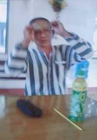 Người tù lương tâm Nguyễn Hữu Cầu. RFA file Photo.