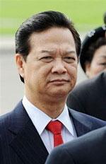 Thủ tướng Nguyễn Tấn Dũng. AFP PHOTO.