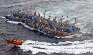 Trung Quốc sẽ làm gì sau vụ 30 tàu cá tại bãi Chữ Thập?