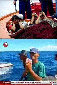 Chính quyền đã làm được gì để bảo vệ những ngư dân...Hình ảnh của báo chí Trung Quốc