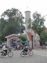 Nhà Thờ Dòng Chúa Cứu Thế Việt Nam - Tu viện Sài Gòn