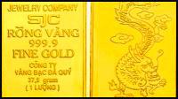 Vàng SJC 24k. còn gọi là vàng 999