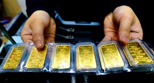 Vàng lá 24K còn gọi là vàng miếng