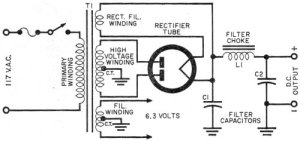 How to Make Power Transformer Substitutions, April 1959 Popular Electronics  RF Cafe