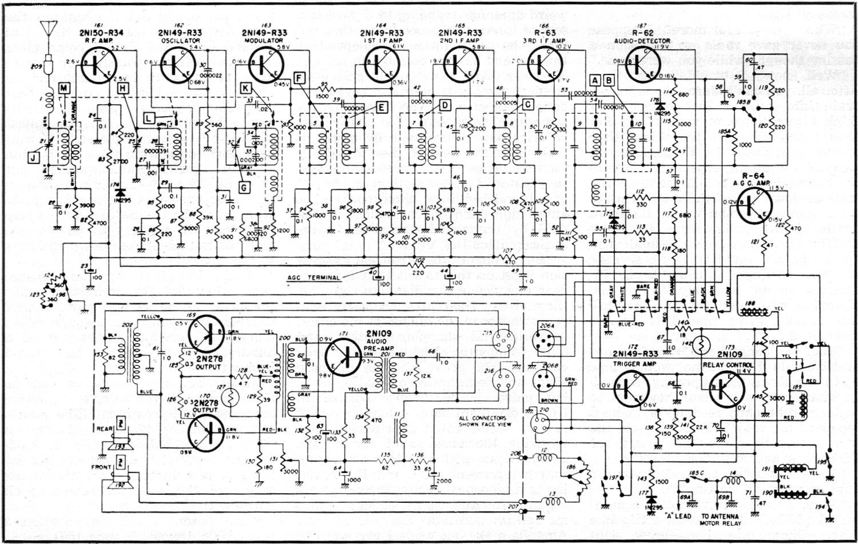 delco transistor radio radio tv news aug 1957 schematic?resize=665%2C422 wiring diagram delco radio model 16234499 readingrat net wiring diagram for delco car radio at readyjetset.co