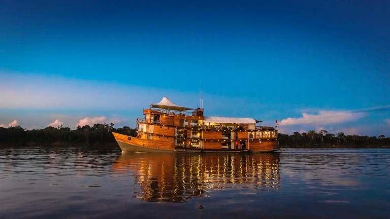 Amazonas Cruise