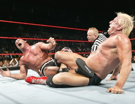 Ric Flair: Will we see him go toe to toe with Angle or renew his rivalry with Sting?