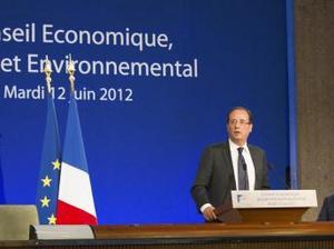 François Hollande (Foto: Reuters/Jacques Brinon/Pool)