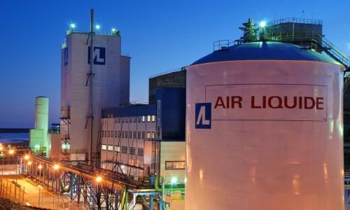 Air Liquide - RFID nel controllo accessi