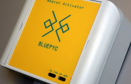 Beacon Activator Wake-Up System
