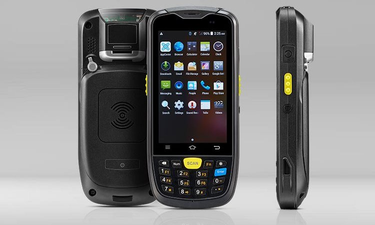 C6000 - Android Rugged Handheld Computer - by RFID Global