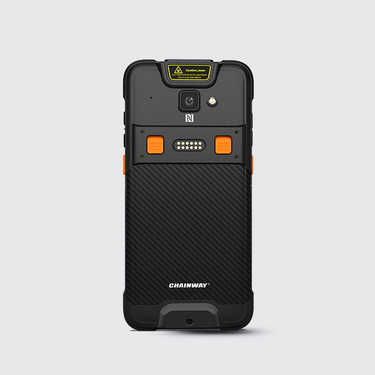C66 - Android Rugged Mobile Computer RFID UHF - vista 4