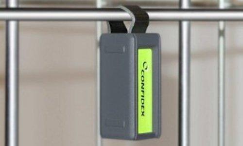 Hard Tag RFID UHF Confidex Captura