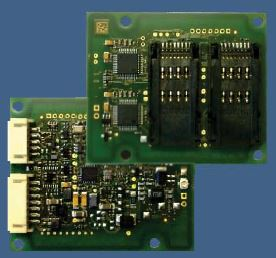 CPR74-4SCUSB RFID HF MultiISO module for Ticketing, ATM, Payment EMVco ready, - Sockets for 4 Security Access Modules (SAM)