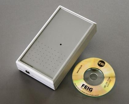 ISC.MR102 - Mid Range Reader RFID HF EPC ISO 15693 by RFID Global