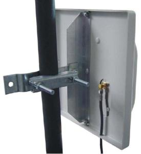 ISC.ANT.U270X270 Mounting set per Antenna RFID UHF