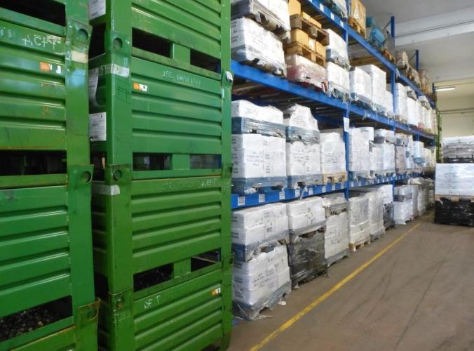 Bluetooth Low Energy per localizzare merce in magazzino Italdadi - BluEpyc
