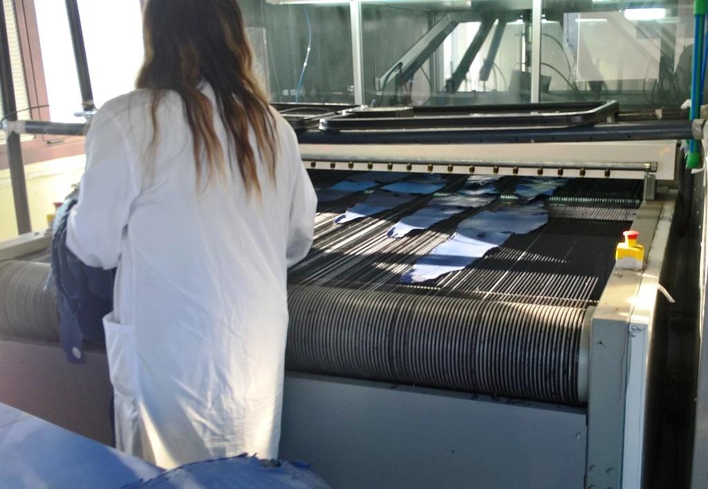 LA PATRIE - tracciabilità con RFID in impianto verniciatura