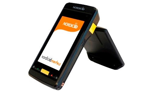 """Retail Inventory con Mobile Computer RFID UHF Medea - Bluetooth, WLAN a/b/g/n, 2D imager, touchscreen 4,3"""""""
